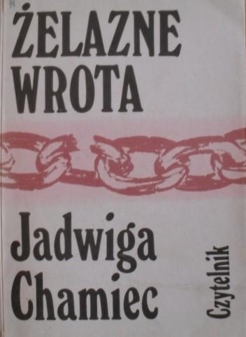 Okładka książki Żelazne wrota