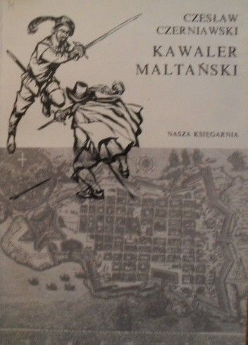 Okładka książki Kawaler Maltański