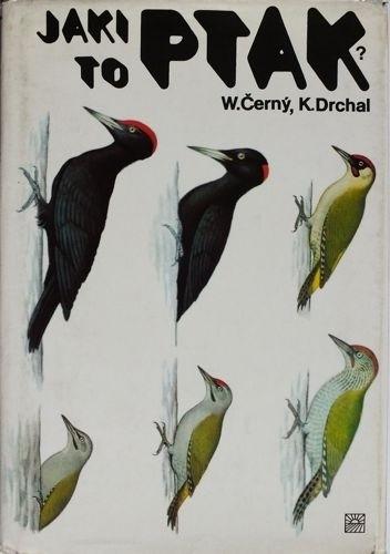 Okładka książki Jaki to ptak?