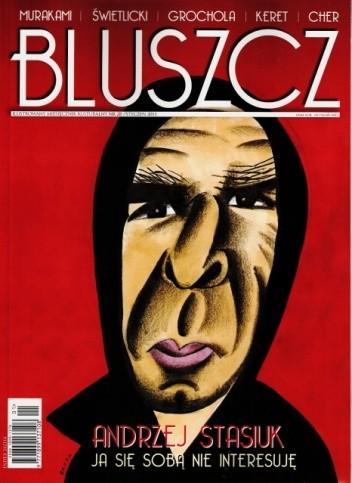 Okładka książki Bluszcz, nr 28 / styczeń 2011