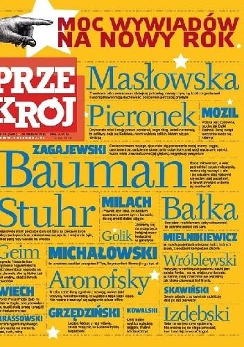 Okładka książki Przekrój, nr 52 (3418) / 28.12.2010