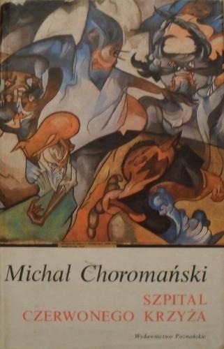 Okładka książki Szpital Czerwonego Krzyża