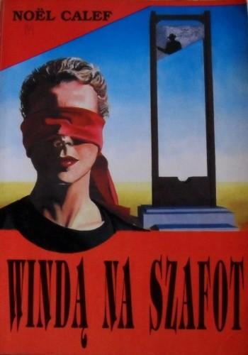 Okładka książki Windą na szafot