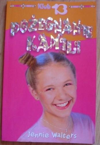 Okładka książki Pożegnanie Kamili
