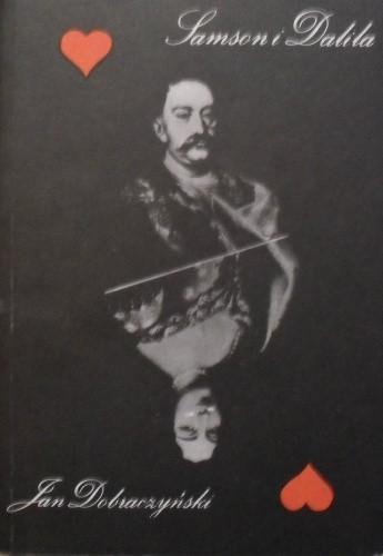 Okładka książki Samson i Dalila
