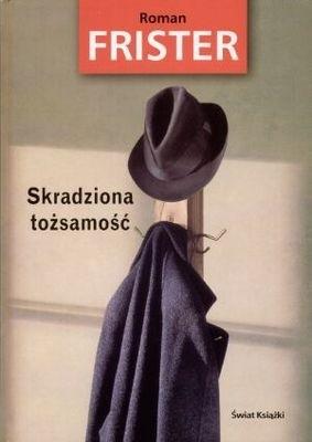 Okładka książki Skradziona tożsamość