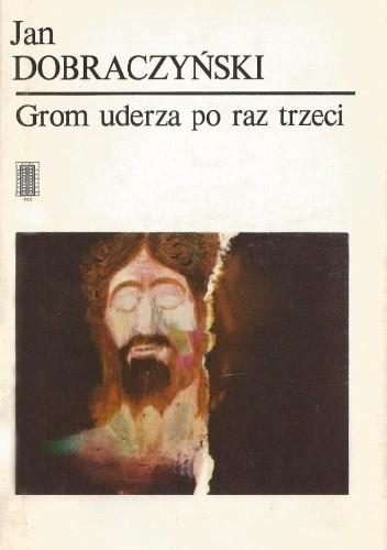 Okładka książki Grom uderza po raz trzeci