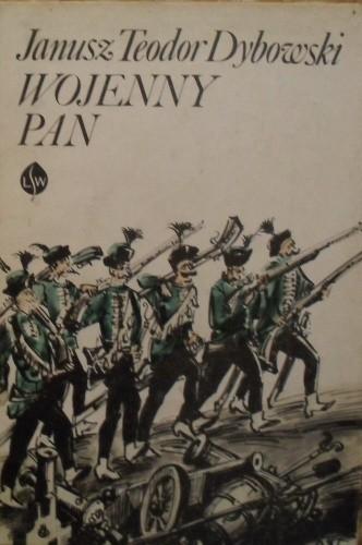 Okładka książki Wojenny pan