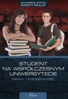 Okładka książki Student na współczesnym uniwersytecie