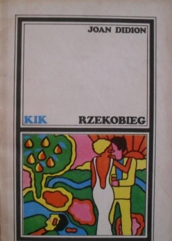 Okładka książki Rzekobieg