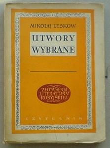 Okładka książki Utwory wybrane, t. 1