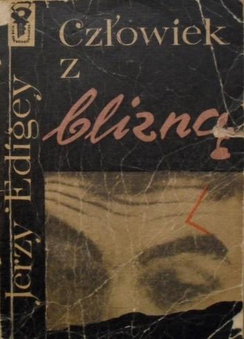 Okładka książki Człowiek z blizną