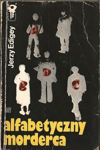 Okładka książki Alfabetyczny morderca