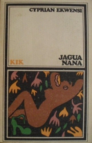 Okładka książki Jagua Nana