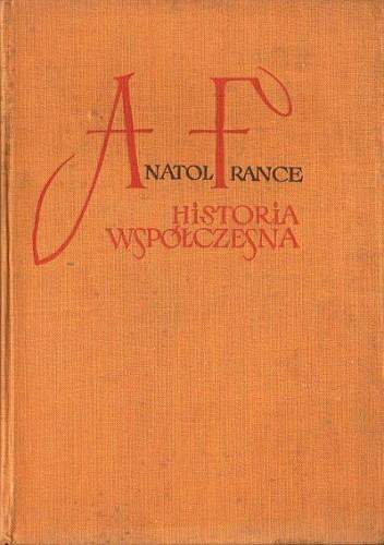 Okładka książki Historia współczesna