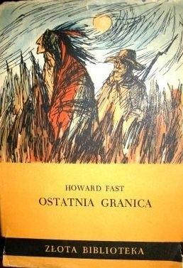 Okładka książki Ostatnia granica