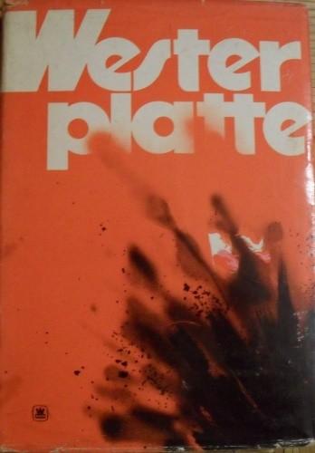 Okładka książki Westerplatte