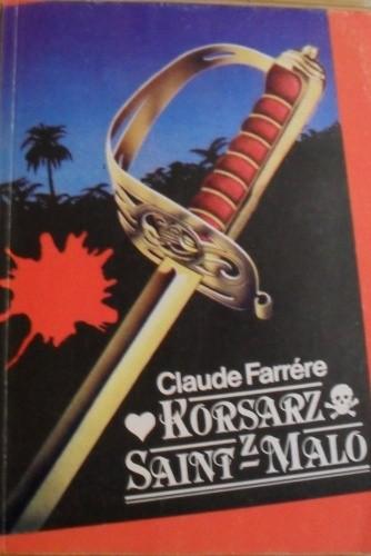 Okładka książki Korsarz z Saint - Malo