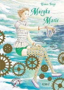 Okładka książki Muzyka Marie 1