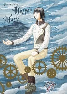Okładka książki Muzyka Marie 2