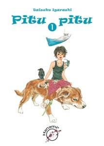 Okładka książki Pitu pitu #1