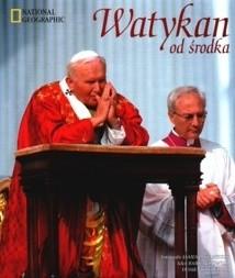 Okładka książki Watykan od środka