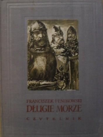Okładka książki Długie morze