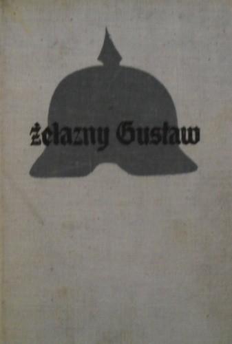 Okładka książki Żelazny Gustaw