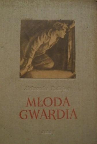Okładka książki Młoda gwardia