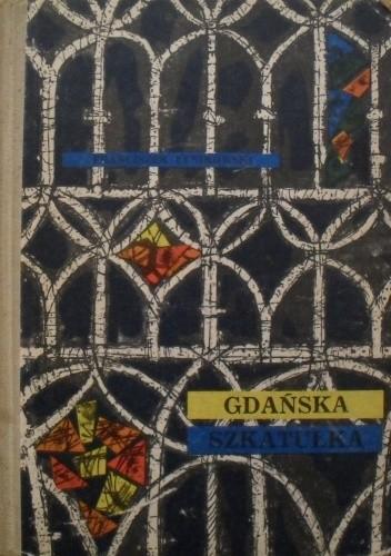 Okładka książki Gdańska szkatułka