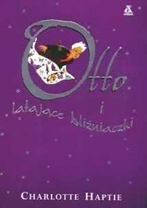 Okładka książki Otto i latające bliźniaczki