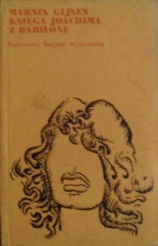 Okładka książki Księga Joachima z Babilonu