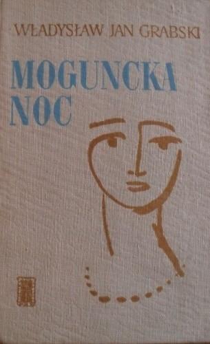 Okładka książki Moguncka noc