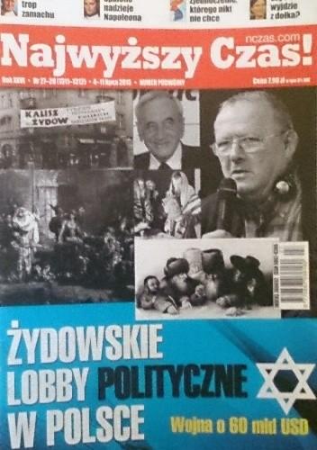 Okładka książki Najwyższy czas. Tygodnik konserwatywno-liberalny 27-28/2015