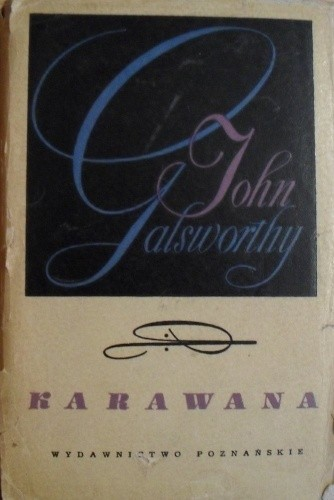 Okładka książki Karawana