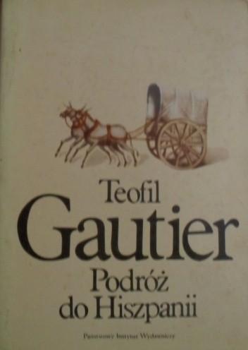 Okładka książki Podróż do Hiszpanii