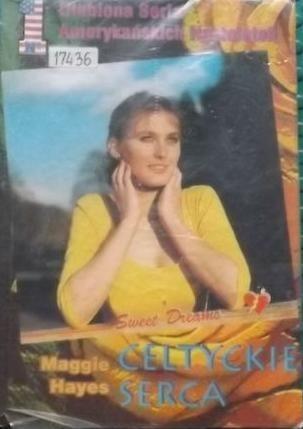 Okładka książki Celtyckie serca