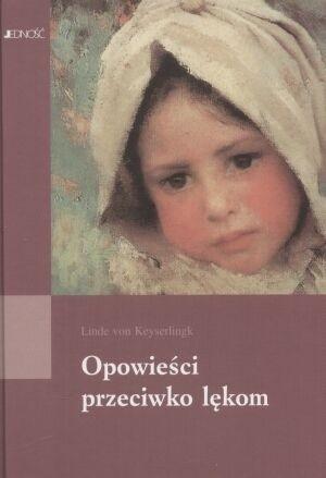 Okładka książki Opowieści przeciwko lękom