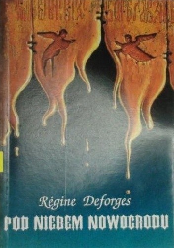 Okładka książki Pod niebem Nowogrodu