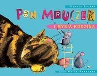 Okładka książki Pan Mruczek i mysia rodzina