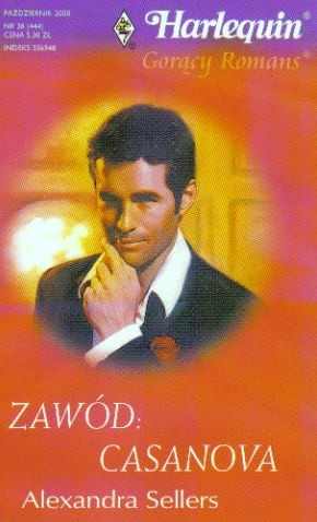 Okładka książki Zawód: Casanova