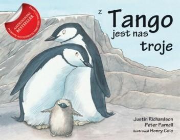Okładka książki Z Tango jest nas troje