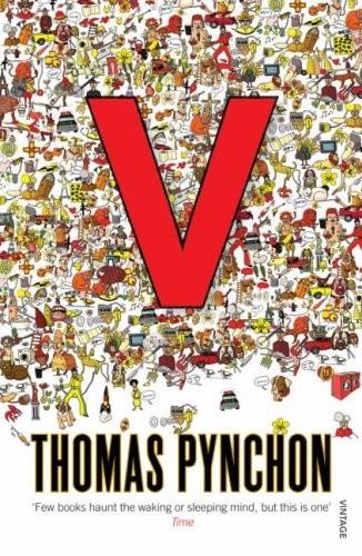 Okładka książki V (v)