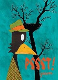 Okładka książki Pssst!