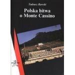 Okładka książki Polska bitwa o Monte Cassino
