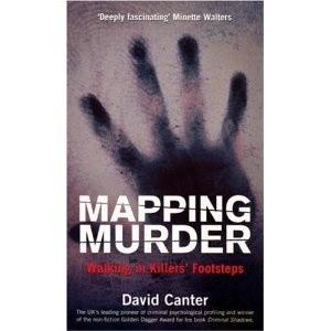 Okładka książki Mapping Murder. Walking in Killers' Footsteps