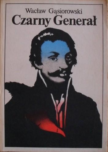 Okładka książki Czarny generał