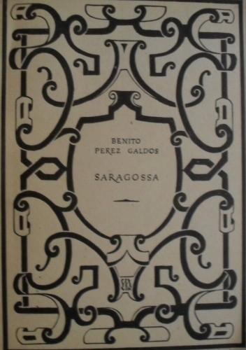 Okładka książki Saragossa