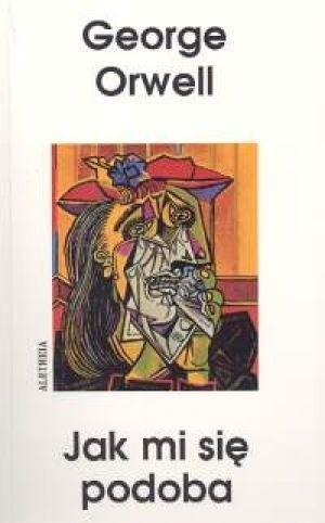 Okładka książki Jak mi się podoba. Eseje, felietony, listy.