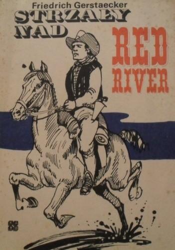 Okładka książki Strzały nad Red River